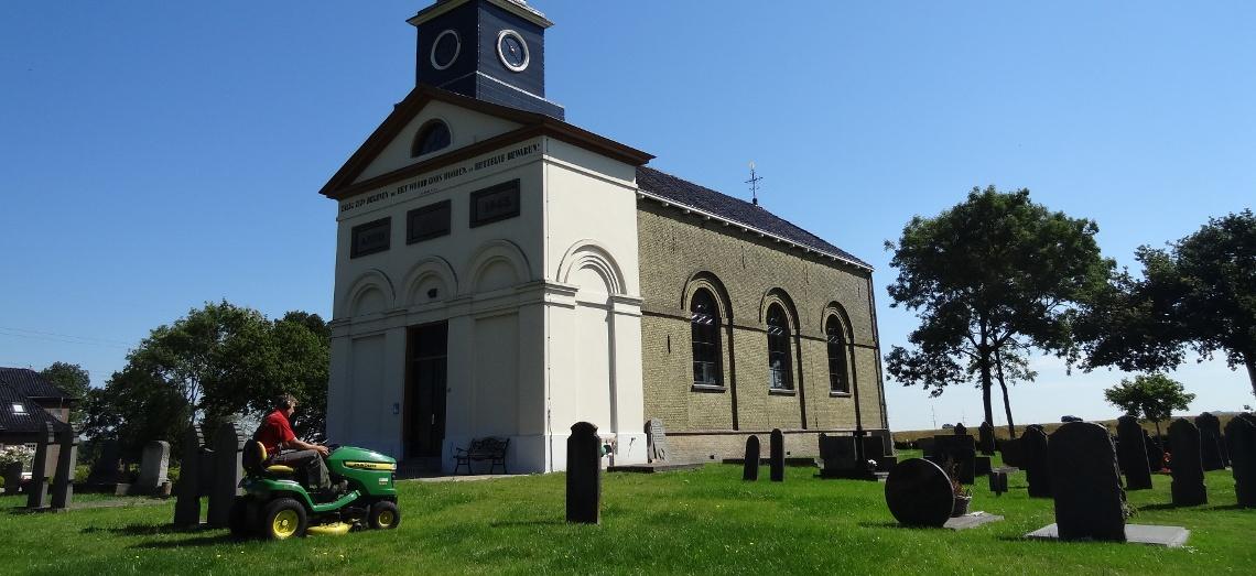 Onderhoud kerkhoven